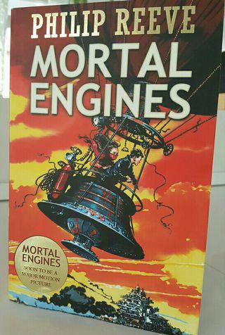 Libro 'MORTAL ENGINES', de Philip Reeve