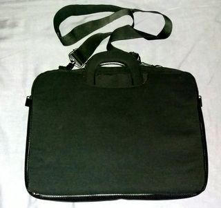 bolsa portatil con asas y correa