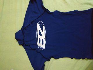 camiseta de licra