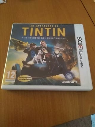 Tintin Nintendo 3DS
