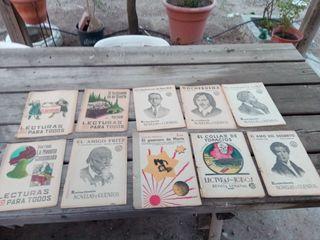 Revistas antiguas años 40-45