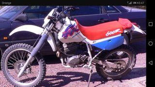 Despiece xr 600 1993