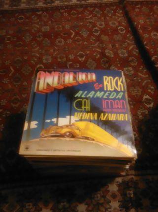 vinilo andalucia en rock