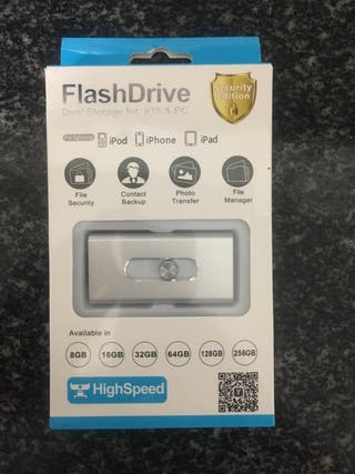 Flashdrive/iphone/android