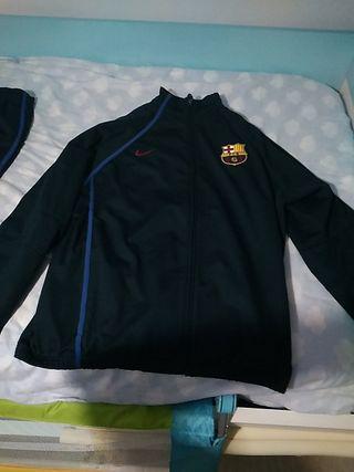 Chandal del FC Barcelona de segunda mano en la provincia de Alicante ... 6f24c35bd59a7