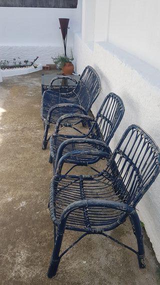Muebles de jardin de segunda mano por 35 en tei en wallapop for Muebles de jardin segunda mano
