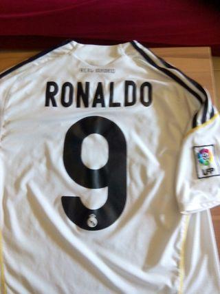 Camisetas Ronaldo de segunda mano en la provincia de Valencia en ... 7282faf01db4e