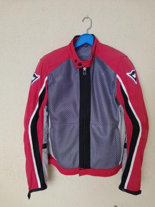 chaqueta de moto dainese