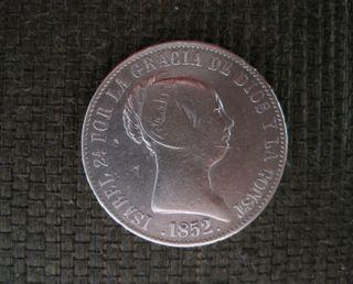 Moneda de plata de 10 Reales