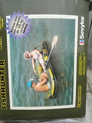 Sevylor Fish HF 210 Bote/ barco