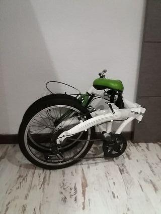 "bici ECO plegable 20"""