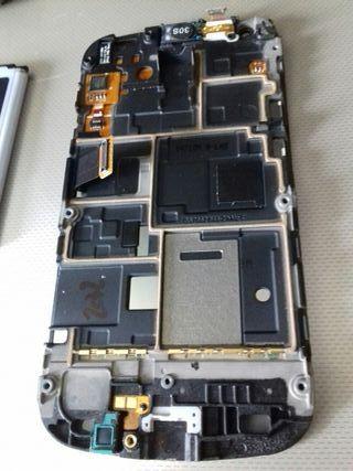 Despiece de Samsung GT-S7580