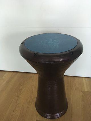 Timbal, tambor de copa,darbuka
