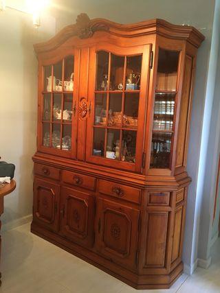 Muebles de Salón Rústicos de segunda mano en la provincia de ...