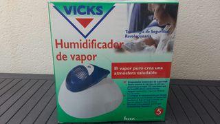 Humidificador vapor Vicks