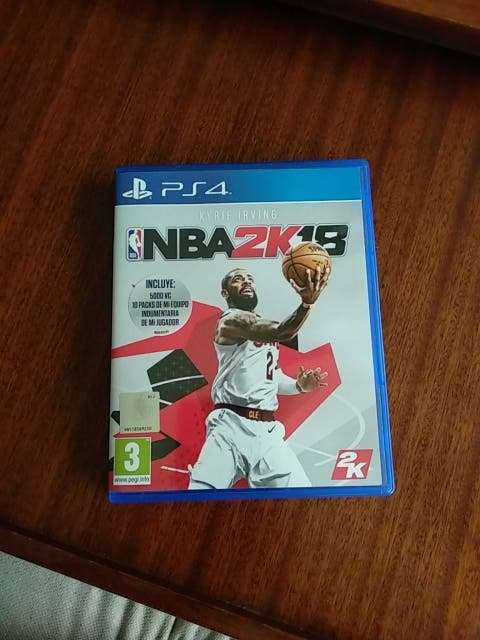 NBA 2K18 para PS4