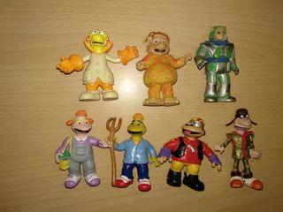 Figuras Los mundos de Yupi Comics spain PVC 80s