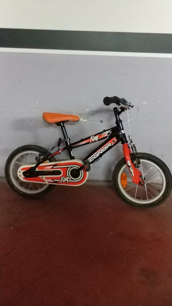 bicicleta niño Connor Ray 14""