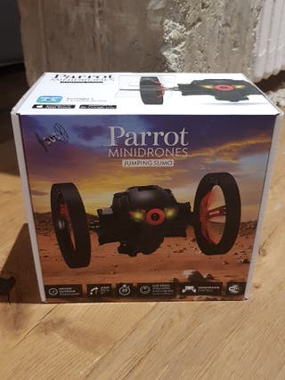 Parrot Drone Jumping Sumo