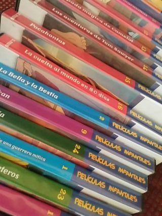 DVD películas infantiles