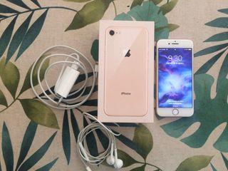 IPHONE 8 64GB (2meses uso)