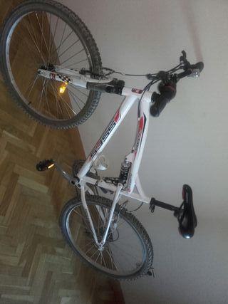 bicicleta montaña 55fs ruedas de 26