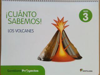 9788414112670 NIVEL 3 LOS VOLCANES SANTILLANA