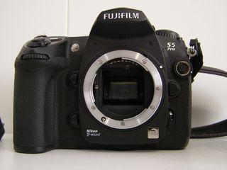 Cámara Fotos S5 PRO de Fujifilm