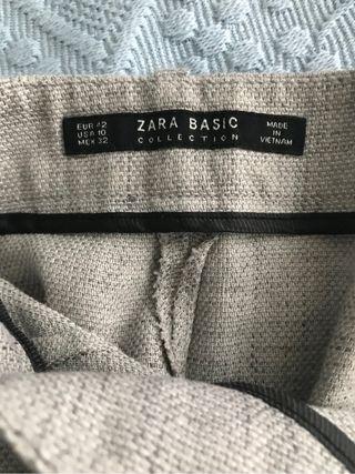 Pantalón Zara mujer talla 42. Nuevo