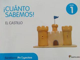 9788468028866 NIVEL 1 EL CASTILLO SANTILLANA