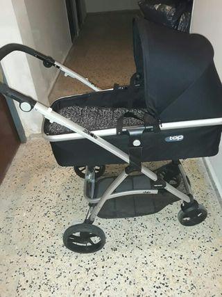carrito de bebe tres piezas