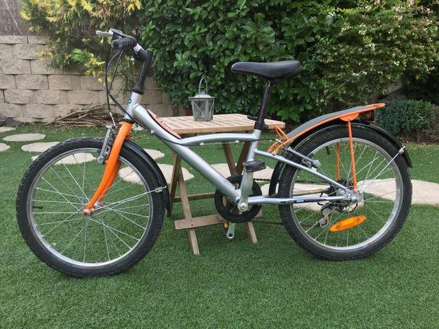 49486e0b6 Bicicleta Infantil 5-11 años Decathlon de segunda mano por 59 € en ...