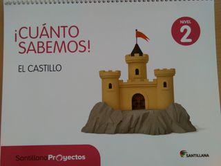 9788468028781 NIVEL 2 EL CASTILLO. SANTILLANA
