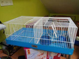 jaula de cría para hamster