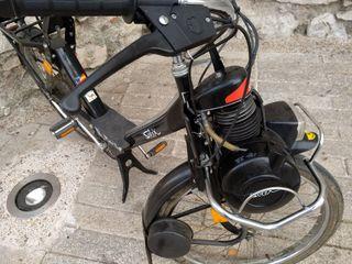 Bicicleta Solex