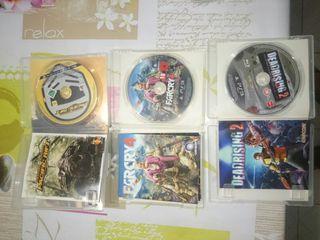 juegos ps3 ,dead rising 2,farcry 4,motorstorm