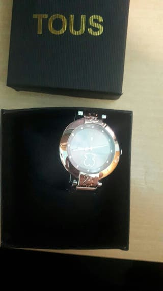 Reloj TOUS original color bronce acero inoxidable