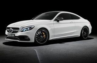 DESPIECE DE Mercedes-Benz Clase C 2017