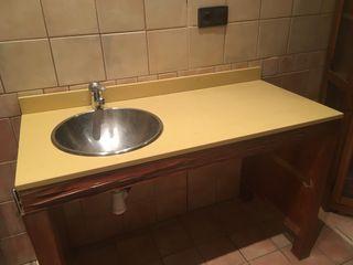 Encimera baño