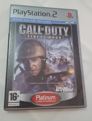 Ps2 CALL OF DUTY (2)