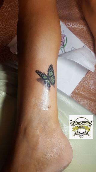 Tatuaje el Escorial