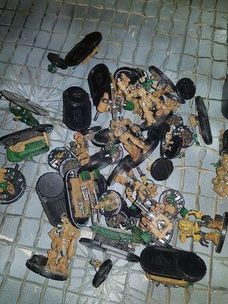 warhammer y otros heroclix