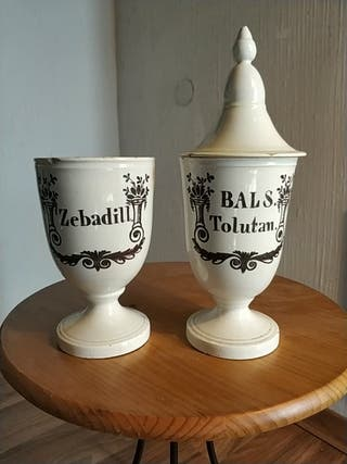 ceramica del Conde de Aranda