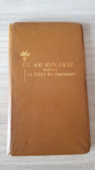 libro antiguo (Rosario)