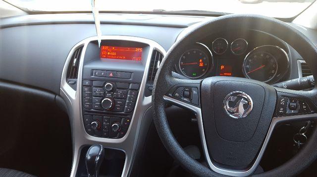 Vauxhall Astra 2010