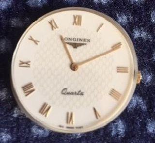 Maquinaria reloj Longines original