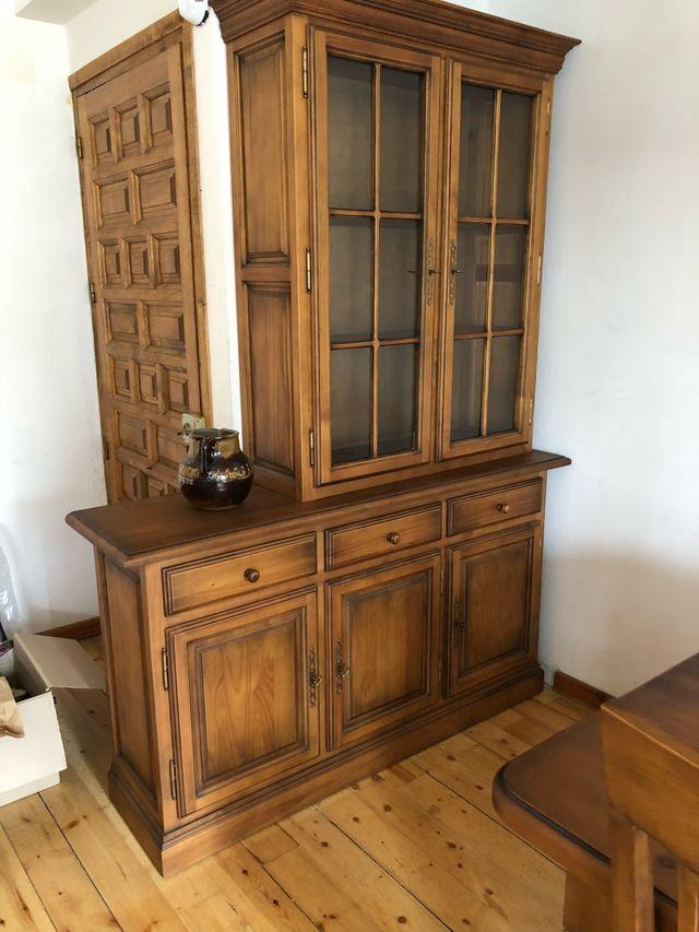 Muebles rústicos salón comedor de segunda mano por 1.050 € en Cerler ...