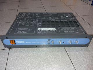 amplificador cloud