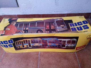 autobus juguete