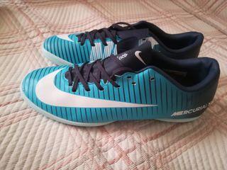 Zapatillas de fútbol sala Nike Mercurial X